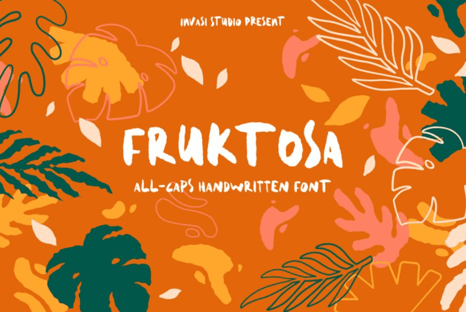 65+ Best Summer & Beach Fonts 2021: Free and Premium Fonts to Make Your Projects Exciting - best beachy font 13