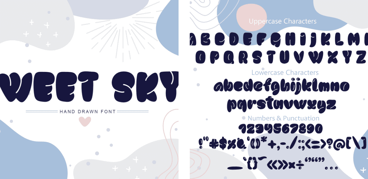 65+ Best Summer & Beach Fonts 2021: Free and Premium Fonts to Make Your Projects Exciting - best beachy font 24