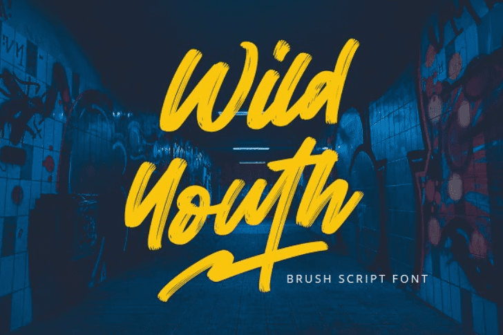65+ Best Summer & Beach Fonts 2021: Free and Premium Fonts to Make Your Projects Exciting - best beachy font 29