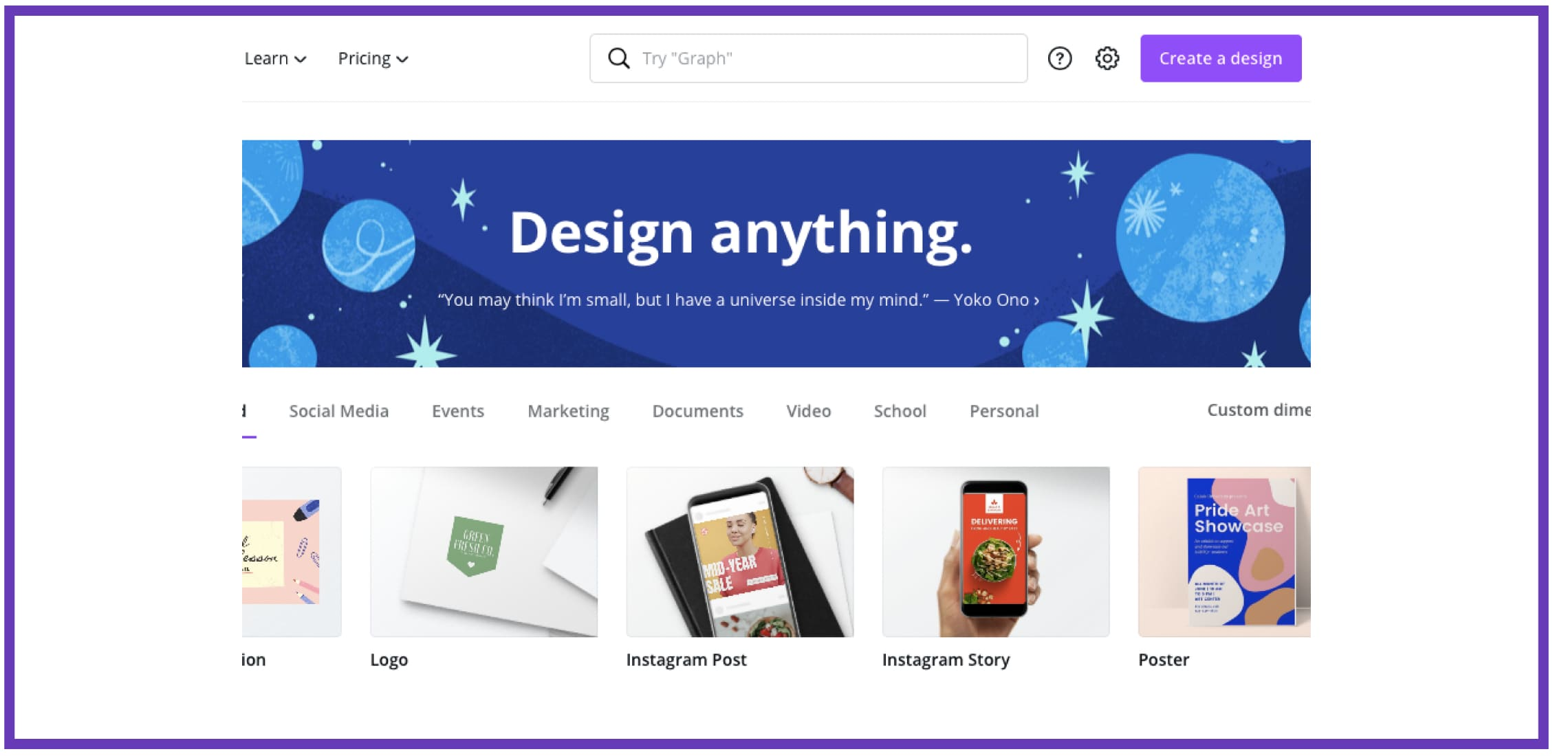 Canva Review 2021: How To Use Canva In App And On PC - canva review 1