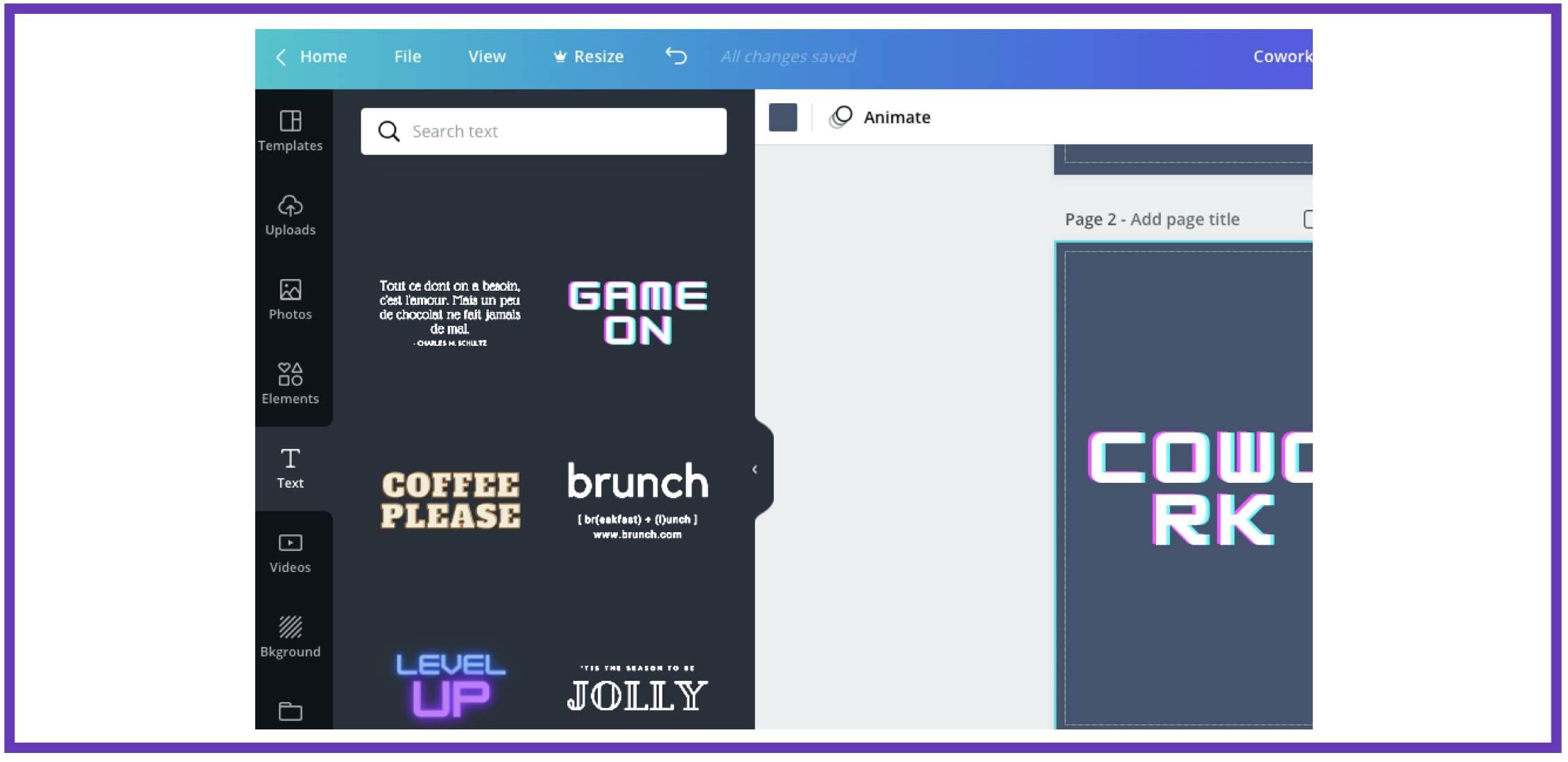 Canva Review 2021: How To Use Canva In App And On PC - canva review 19
