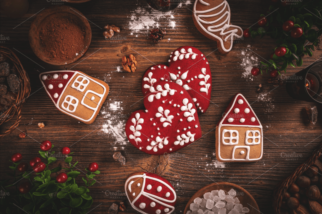 230+ Best Christmas Background Images 2020: Free & Premium - christmas background 3