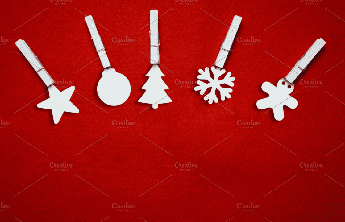 230+ Best Christmas Background Images 2020: Free & Premium - christmas background 4
