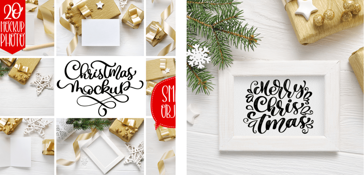 230+ Best Christmas Background Images 2020: Free & Premium - christmas background 7