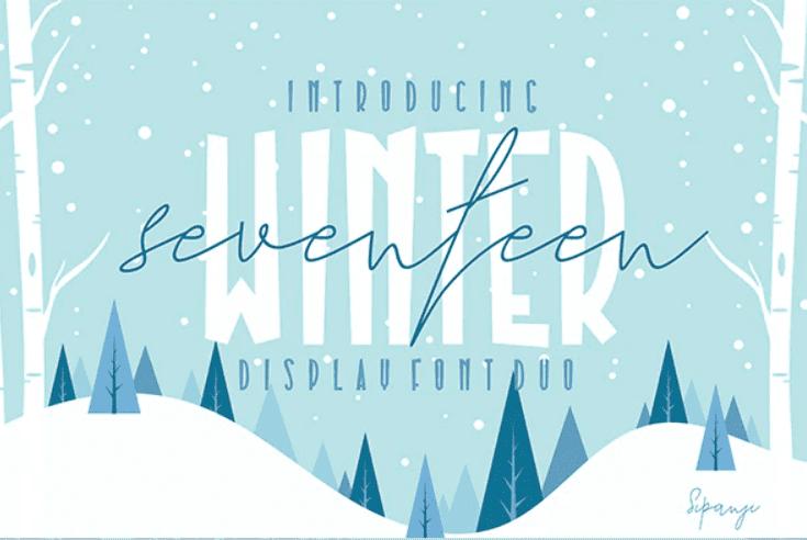 Seventeen Winter.