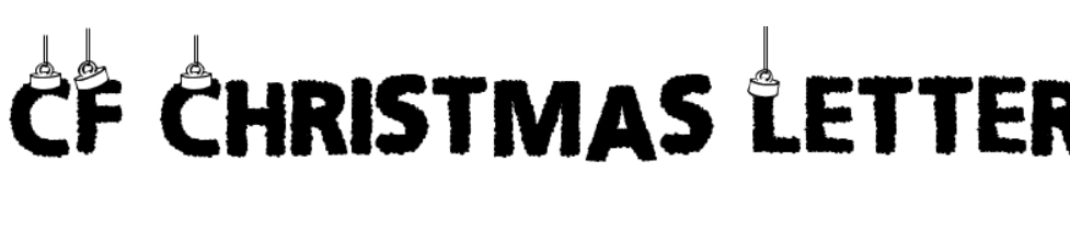 110+ Best Christmas Fonts 2020: Free & Premium - christmas font 29