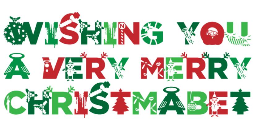 110+ Best Christmas Fonts 2020: Free & Premium - christmas font 32