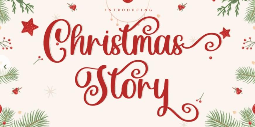Christmas Story by Fikryal.