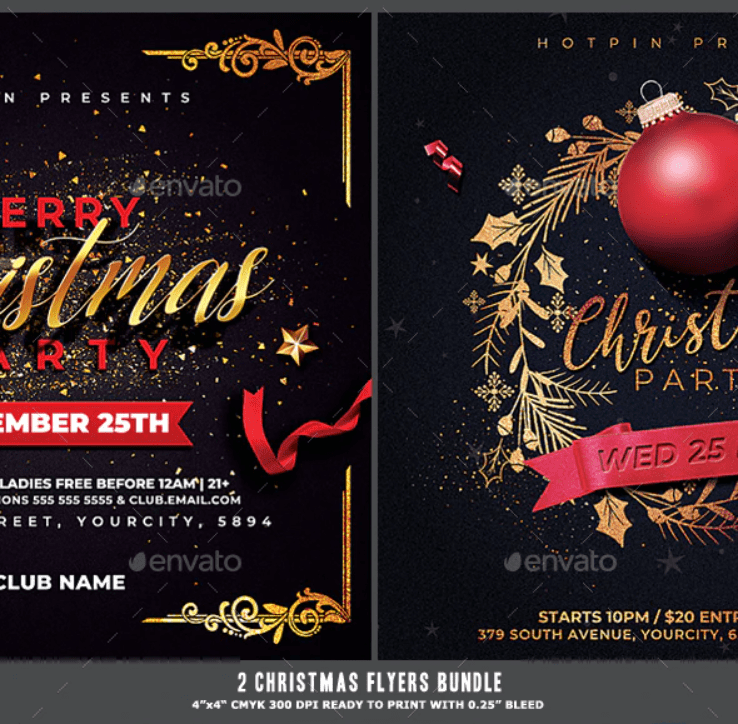 150+ Free Christmas Graphics: Fonts, Images, Vectors, Patterns & Premium Bundles - christmas graphics bundle 9