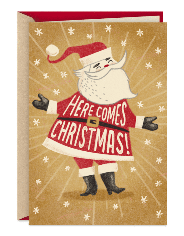 What To Write In A Card. 60+ Best Christmas And Other Occasions Greeting Card - christmas greeting card 13