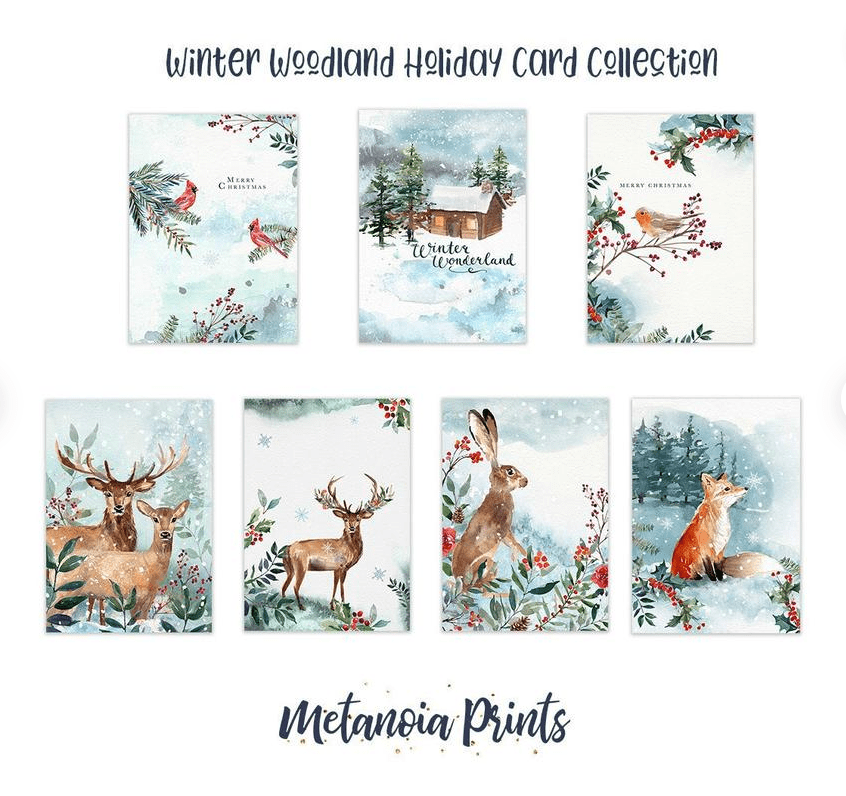 What To Write In A Card. 60+ Best Christmas And Other Occasions Greeting Card - christmas greeting card 18