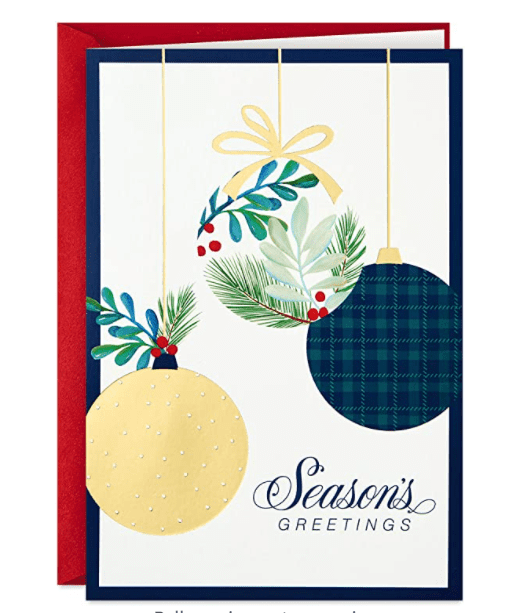 What To Write In A Card. 60+ Best Christmas And Other Occasions Greeting Card - christmas greeting card 25