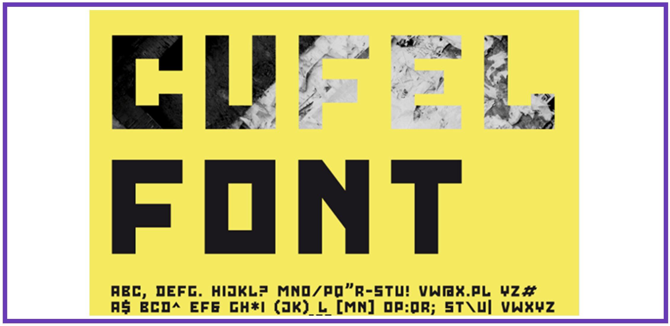 Best 25 Sharp Fonts for a Successful Brand Building 2021 - best sharp font 13