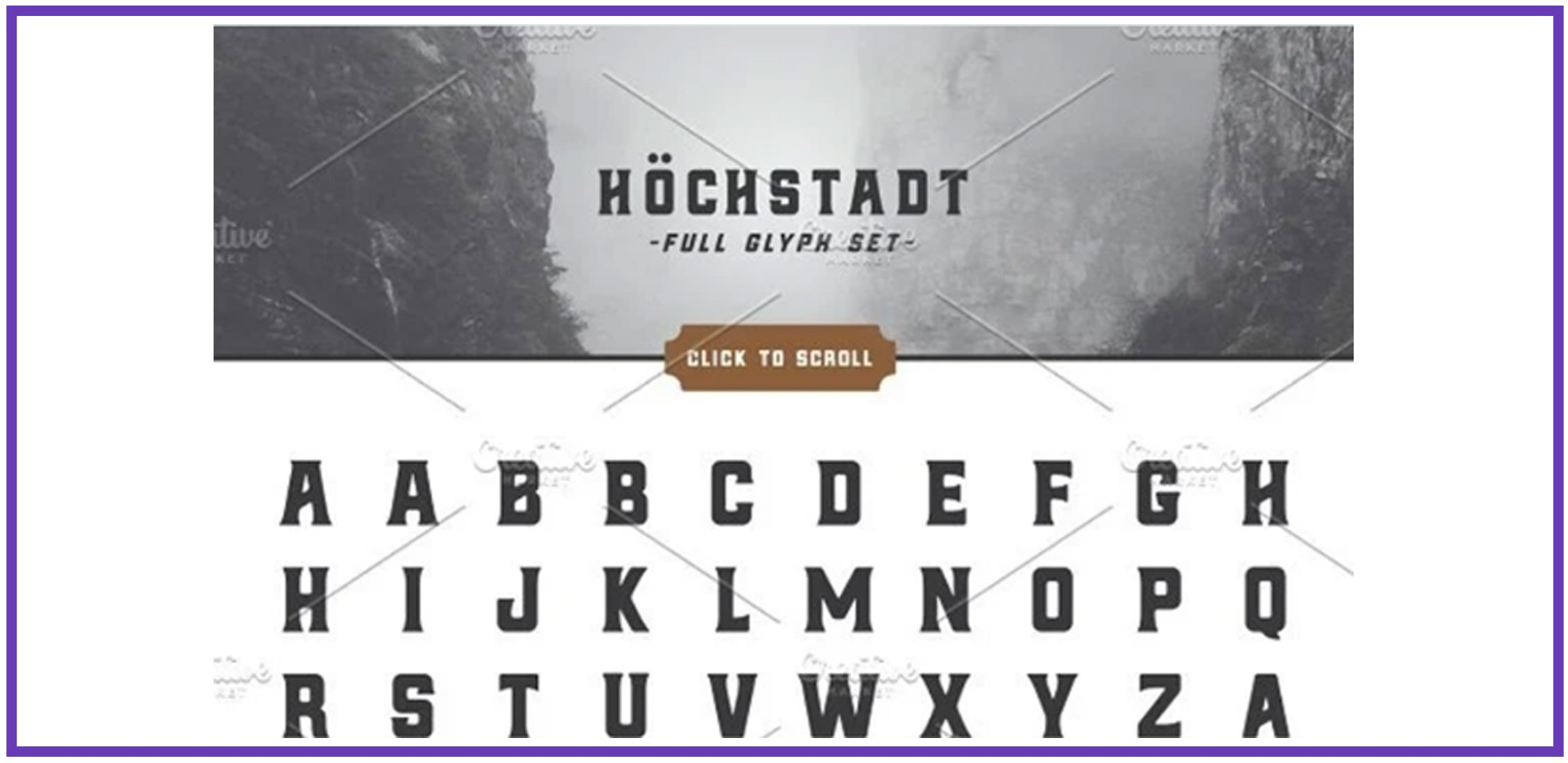 Best 25 Sharp Fonts for a Successful Brand Building 2021 - best sharp font 15