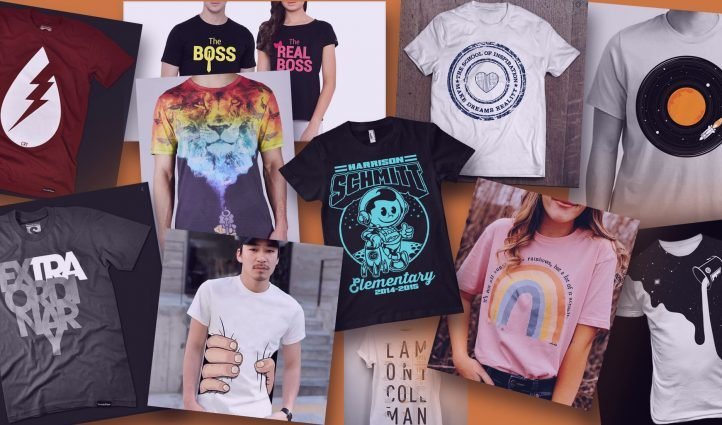 Examples Cool T-shirts.