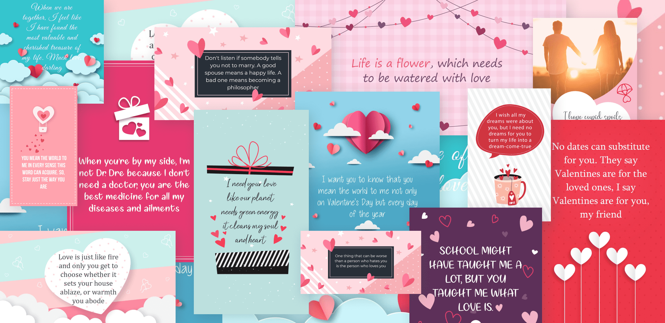 Examples Valentines Day Quotes.