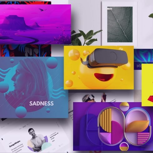 Best Graphic Design Trends In 2021.
