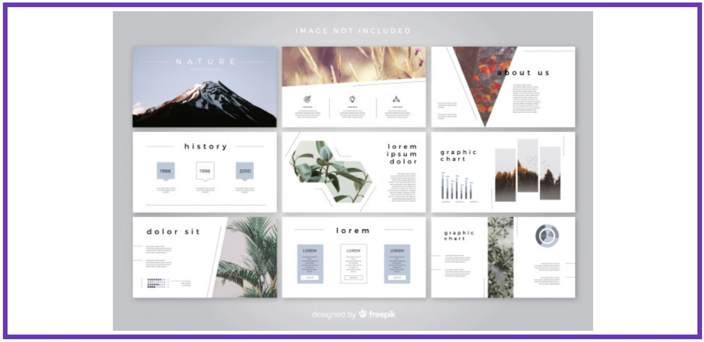 60+ Outstanding Simple PowerPoint Templates 2021: Free & Premium - simple powerpoint templates 247