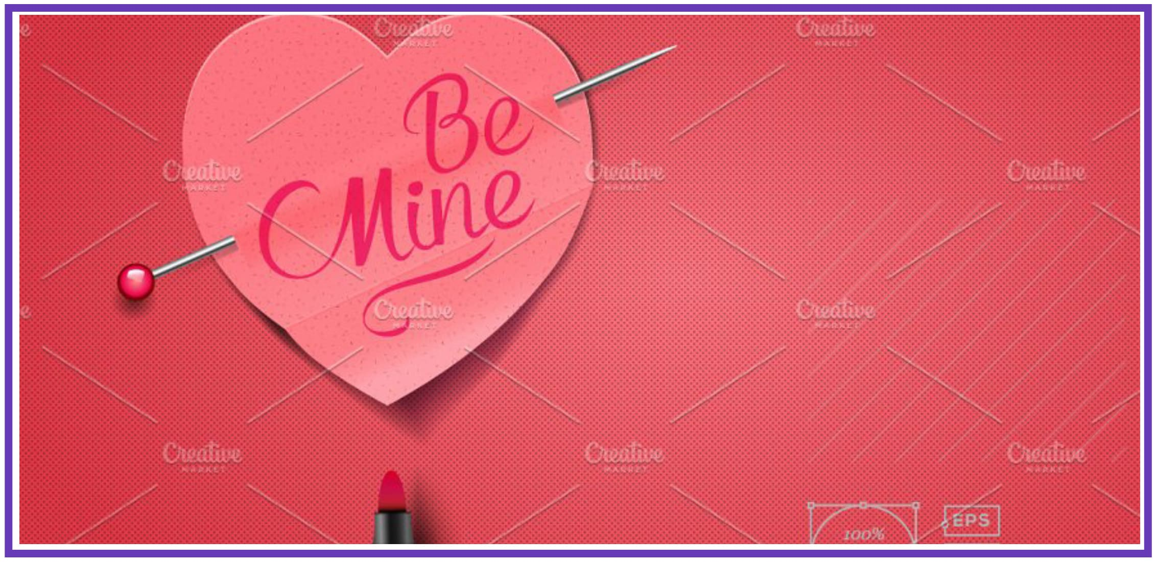 70+ Valentine's Day Cards 2021. Do not Forget about a Heartfelt Card for Your Valentine - valentines day card 28