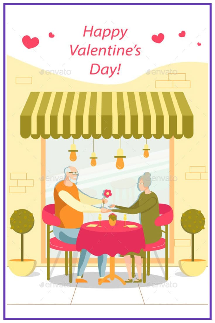 70+ Valentine's Day Cards 2021. Do not Forget about a Heartfelt Card for Your Valentine - valentines day card 49