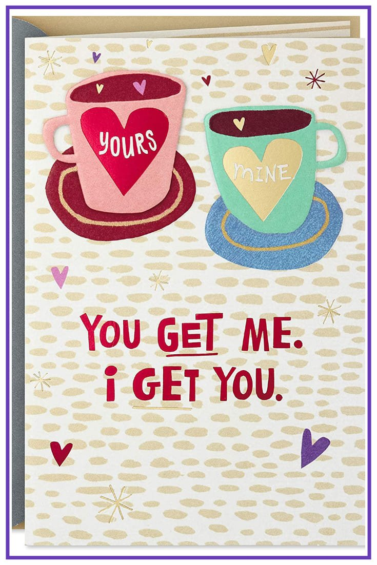 70+ Valentine's Day Cards 2021. Do not Forget about a Heartfelt Card for Your Valentine - valentines day card 6