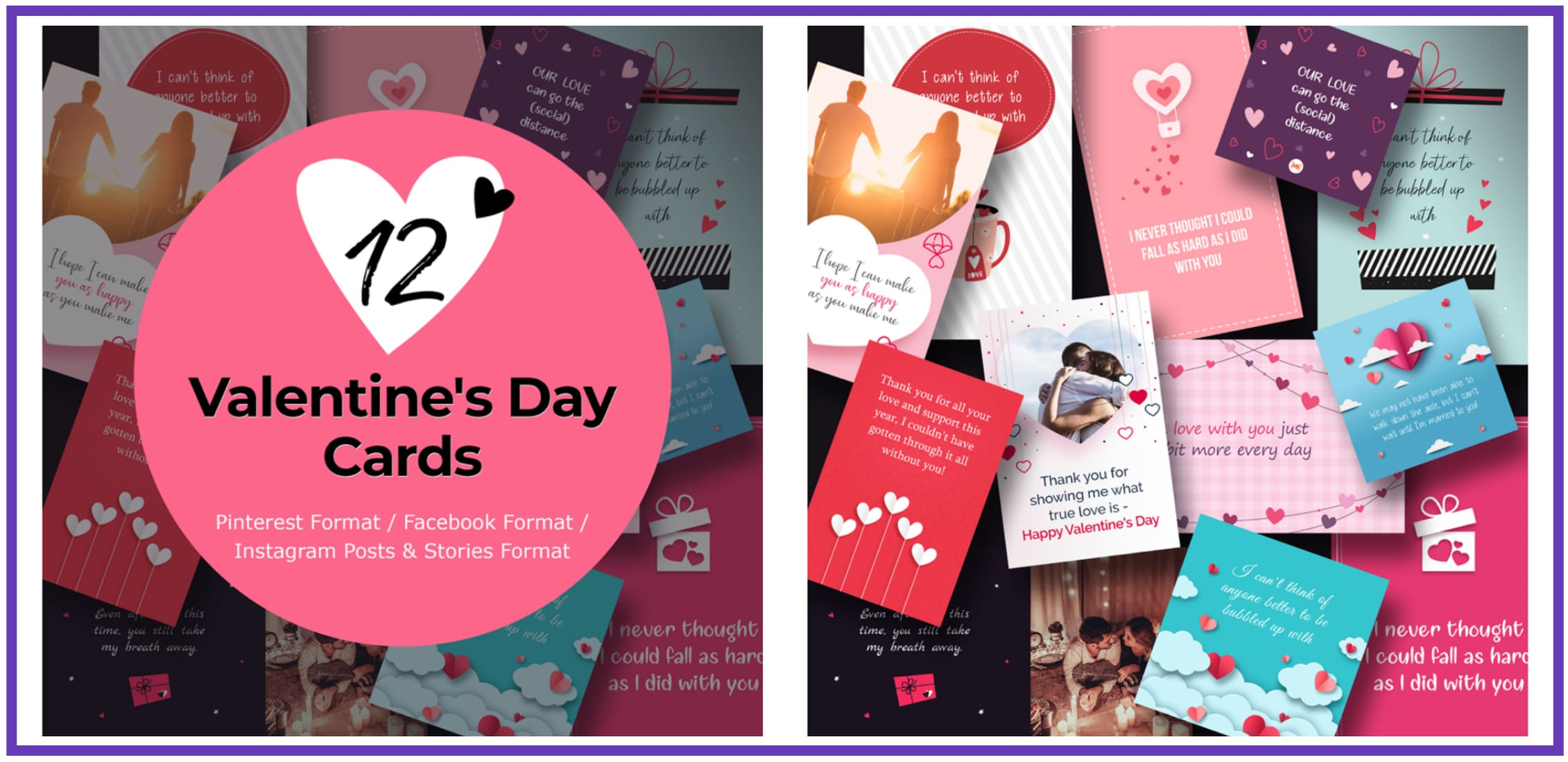70+ Valentine's Day Cards 2021. Do not Forget about a Heartfelt Card for Your Valentine - valentines day quotes bundle 1