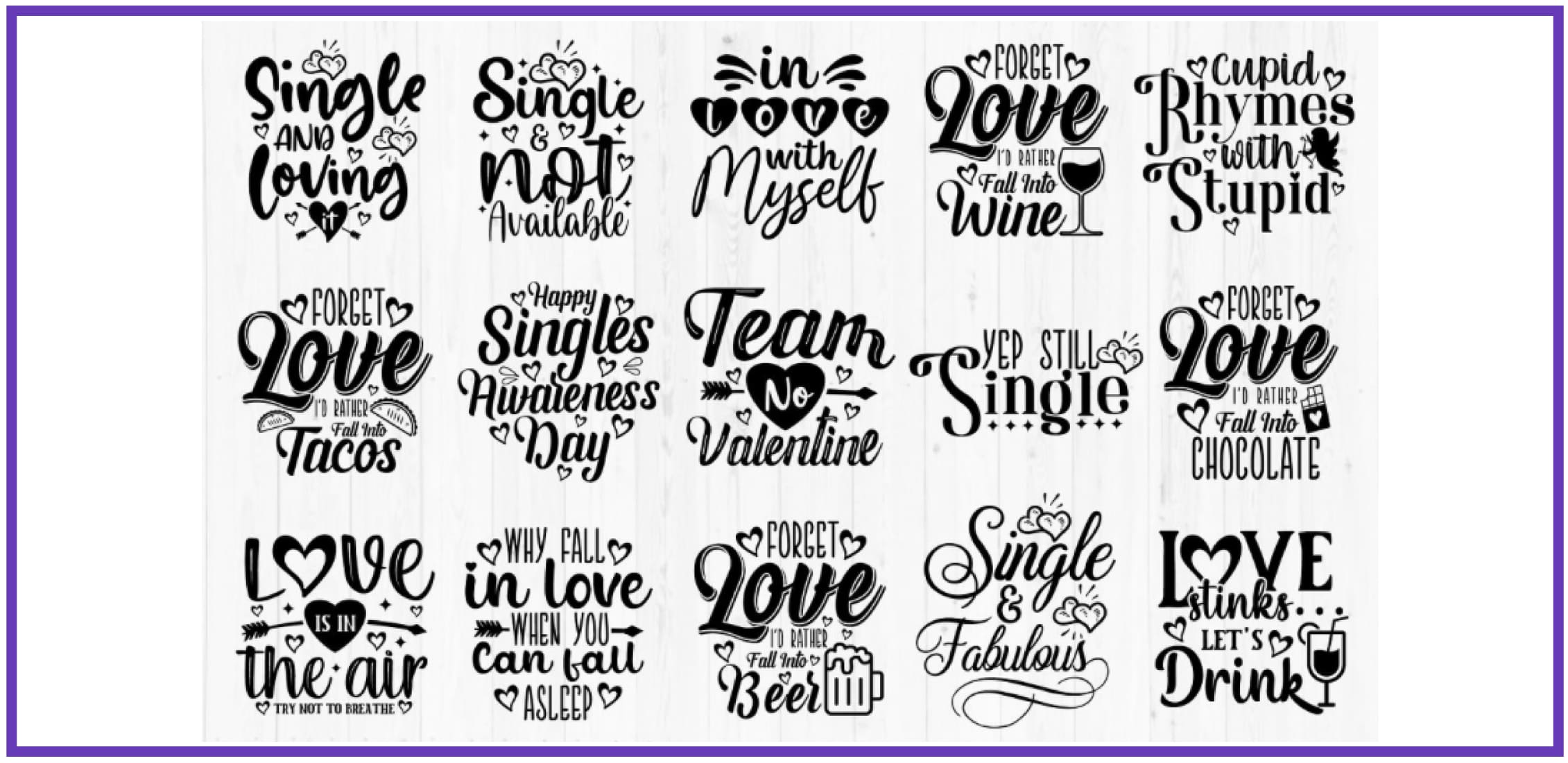 40+ Awesome Valentine's Day Quotes 2021 😍 - valentines day quotes bundle 4