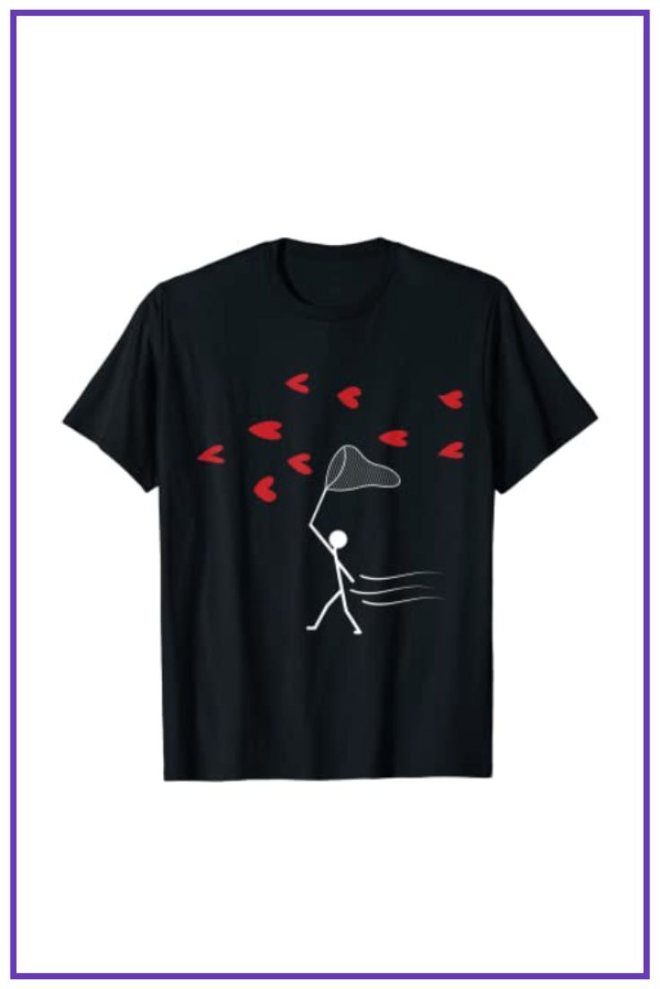 80+ Valentine's Day Shirts. Best T-shirt Designs Ideas For St. Valentine's Day - valentines day shirt 25