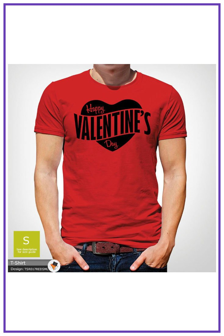 80+ Valentine's Day Shirts. Best T-shirt Designs Ideas For St. Valentine's Day - valentines day shirt 6