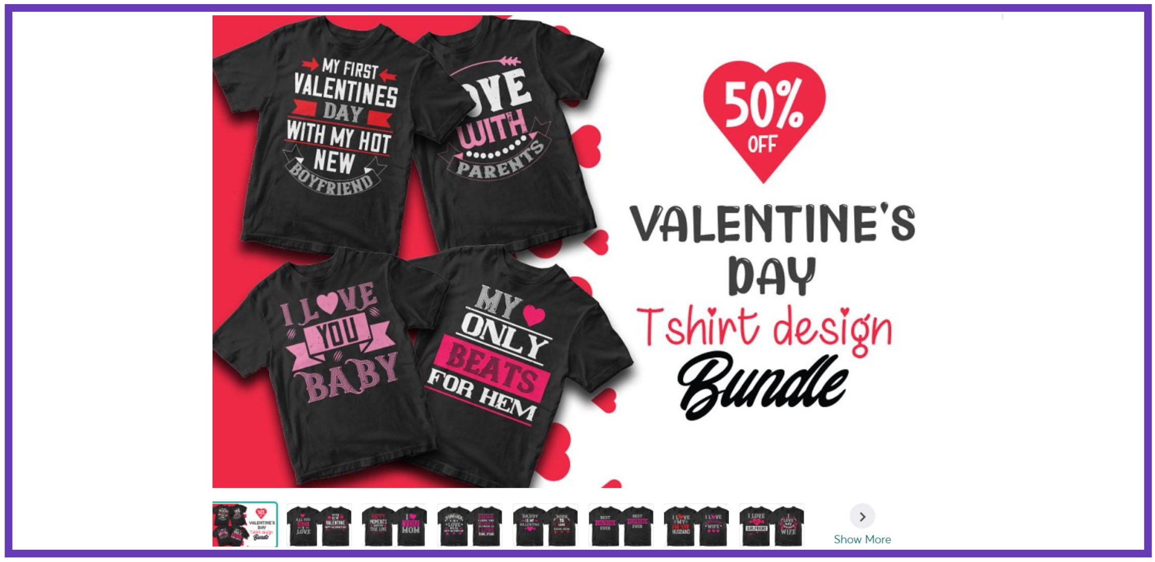 80+ Valentine's Day Shirts. Best T-shirt Designs Ideas For St. Valentine's Day - valentines day shirt design 3