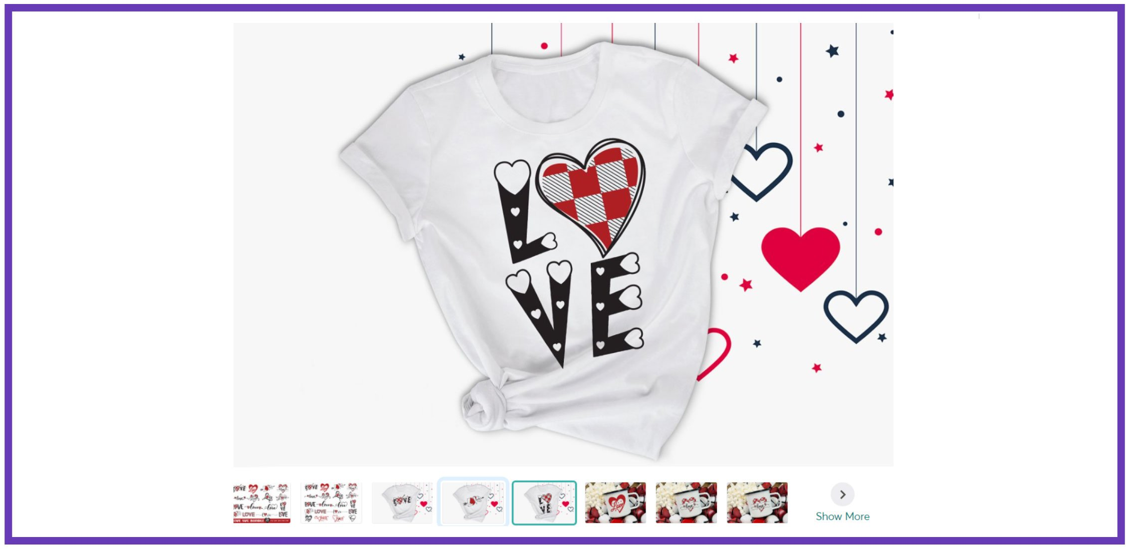 80+ Valentine's Day Shirts. Best T-shirt Designs Ideas For St. Valentine's Day - valentines day shirt design 8