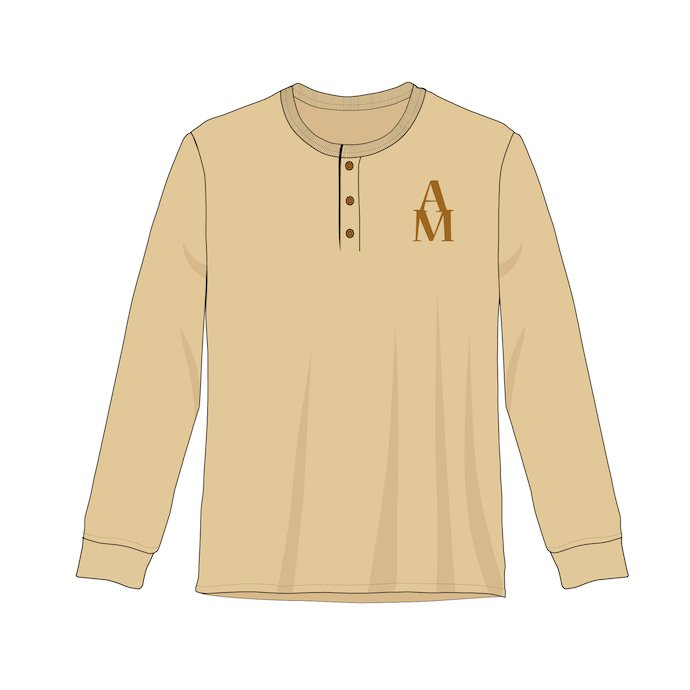 A classic logo polo shirt based on this template.