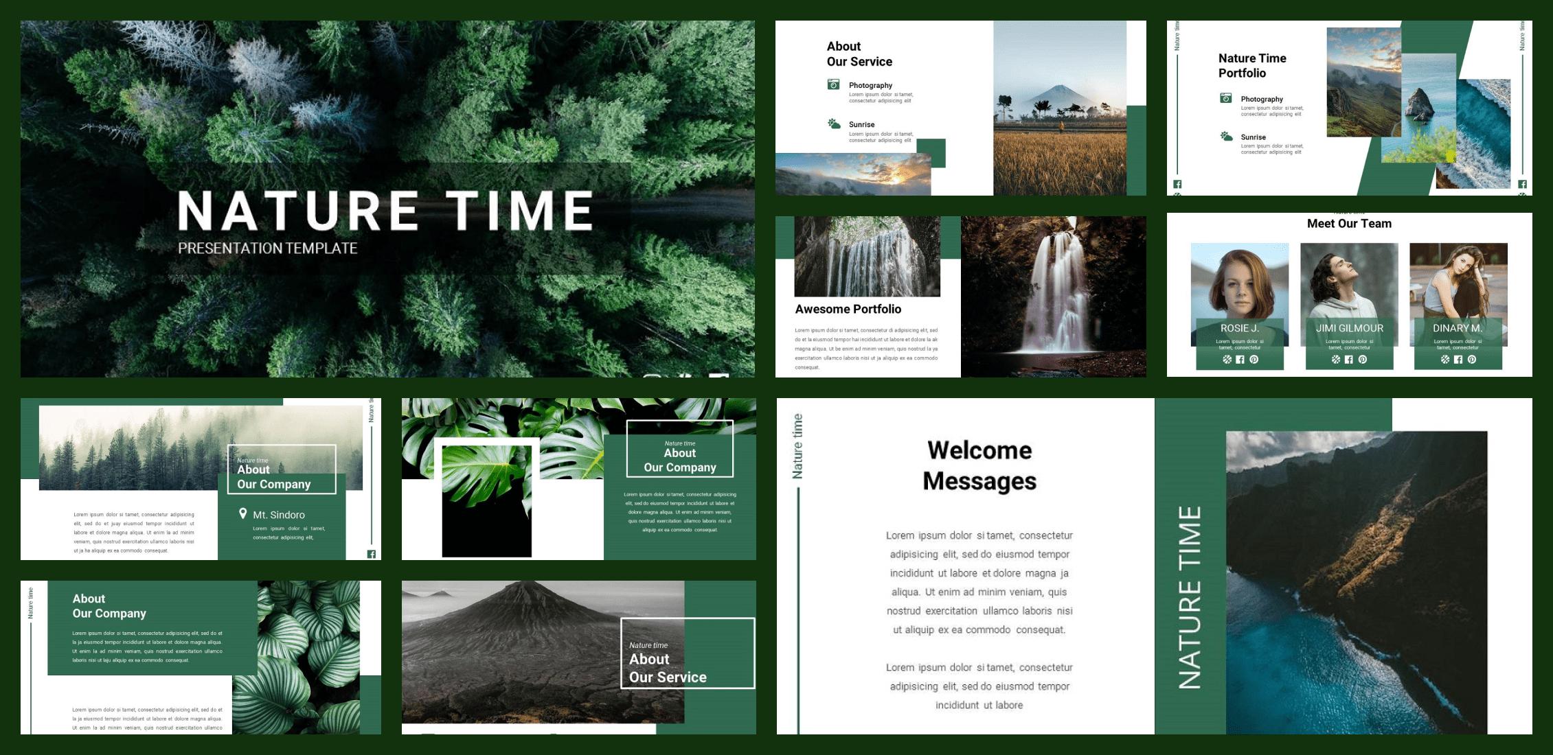50+ Free and Premium Simple Google Slides Themes in 2021 - simple google slides theme 23