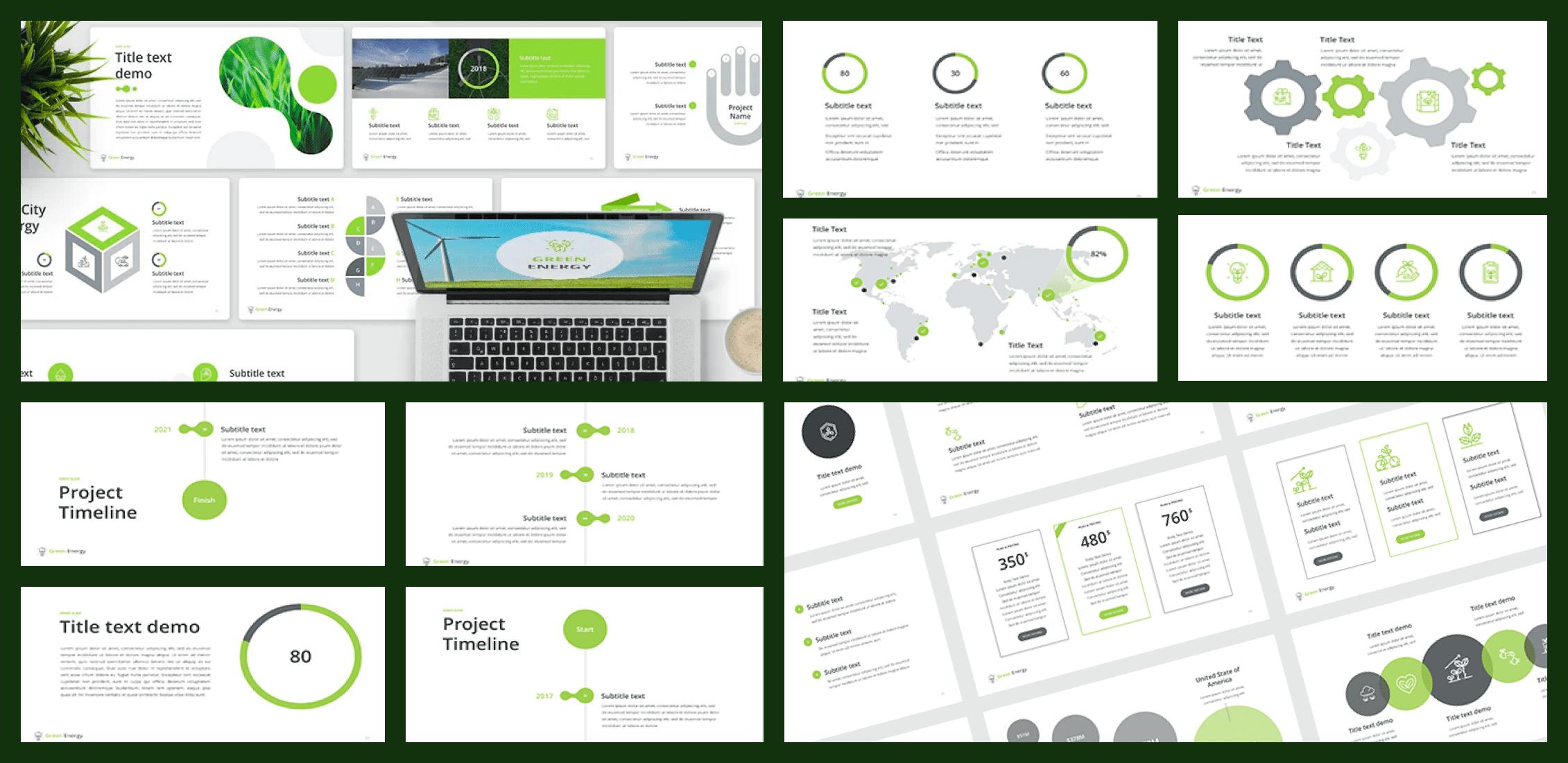 50+ Free and Premium Simple Google Slides Themes in 2021 - simple google slides theme 24