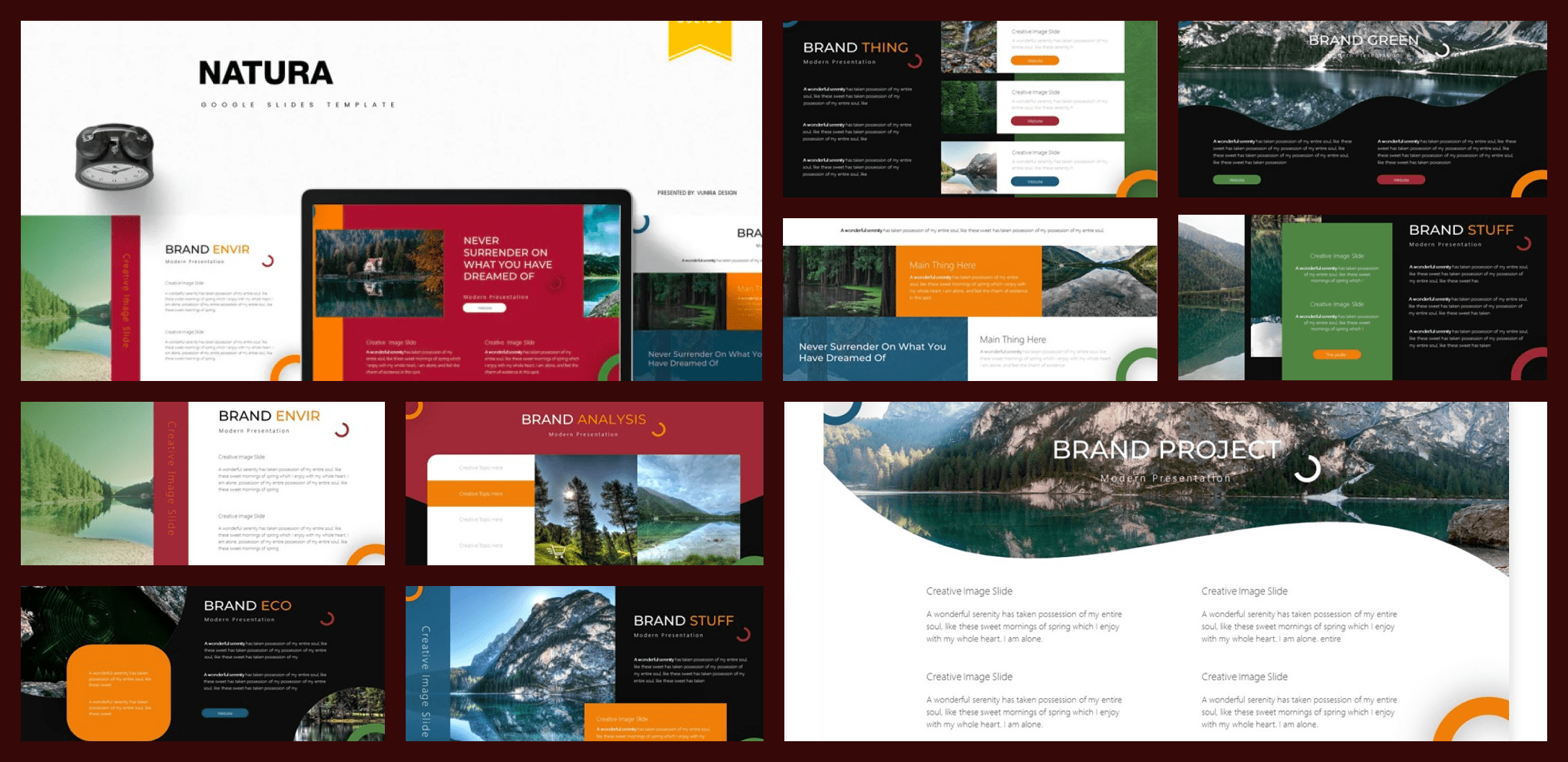 50+ Free and Premium Simple Google Slides Themes in 2021 - simple google slides theme 28