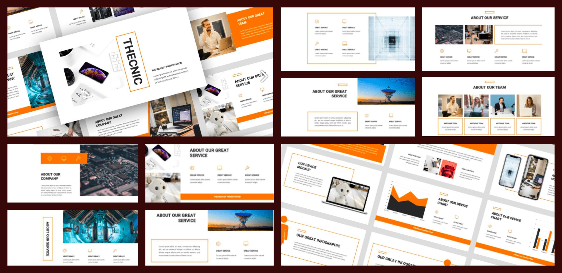 50+ Free and Premium Simple Google Slides Themes in 2021 - simple google slides theme 29