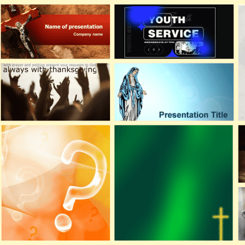 🙏 106+ Worship PowerPoint Background for 2021