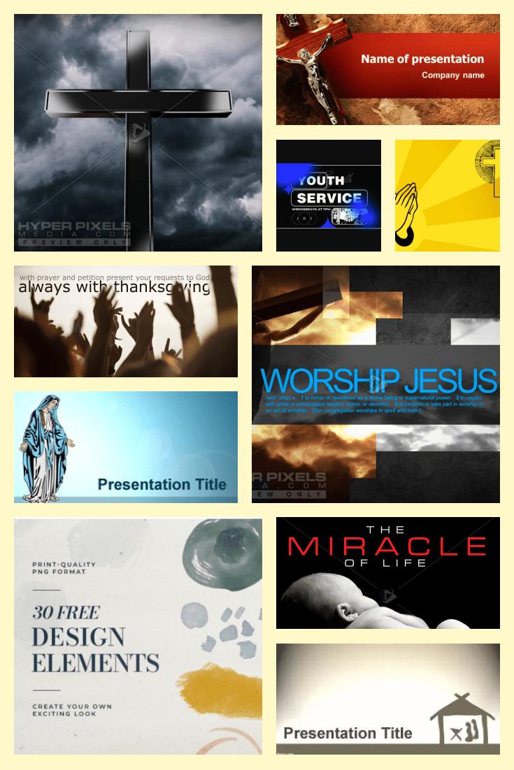 Worship. Pinterest Image.