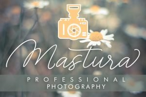 Font for professional photography.