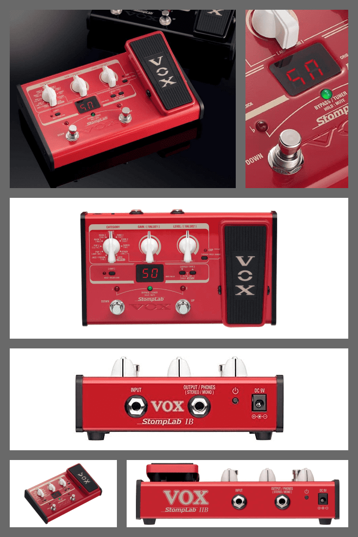 The StompLab series of effect pedals are impressive new contenders that pack powerful sounds into compact and sophisticated looking metal bodies.