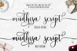 Update modern font.