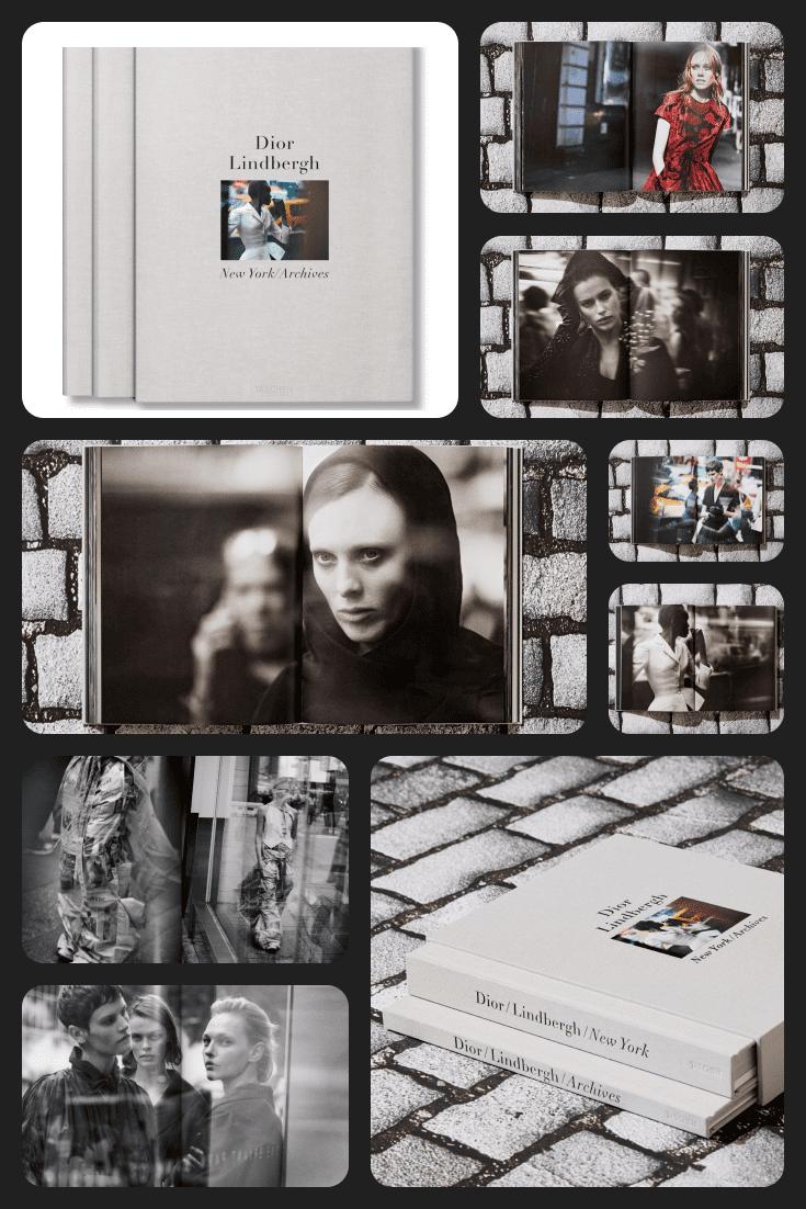 Album of photos. You can create a personal Vogue-style portfolio.