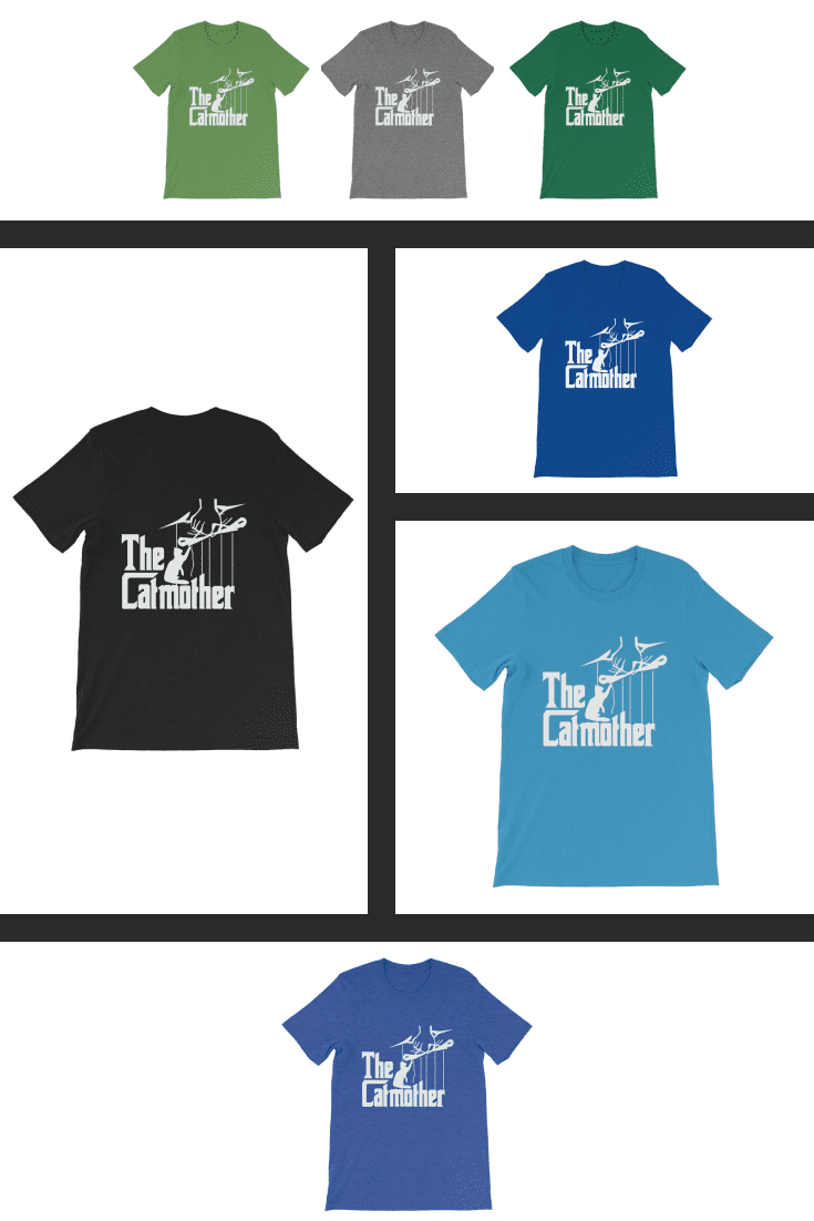 Stylish T-shirts with the inscription