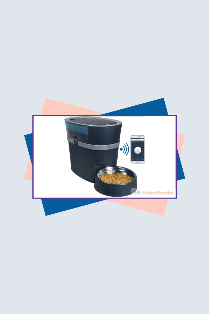 Automated cat feeder. You yourself regulate the amount of feed and the timing of the meal. You do all this remotely. Now you do not need to look for overexposure for your pet.