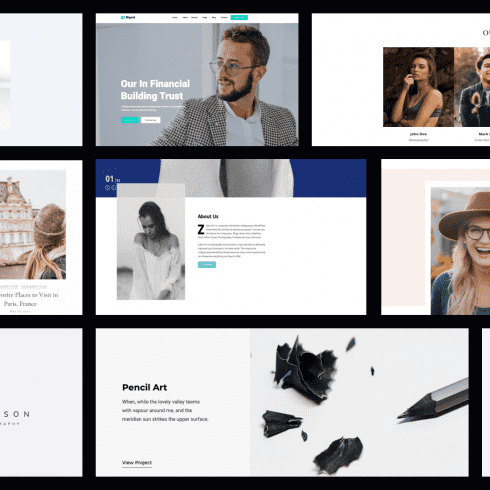 64+ Best Photography Wordpress Themes in 2021. Free and Premium