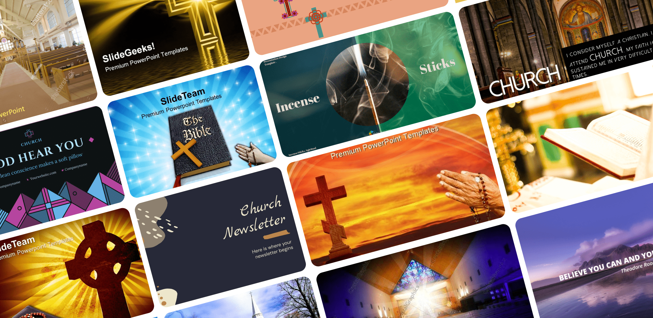Examples Church Powerpoint Templates.