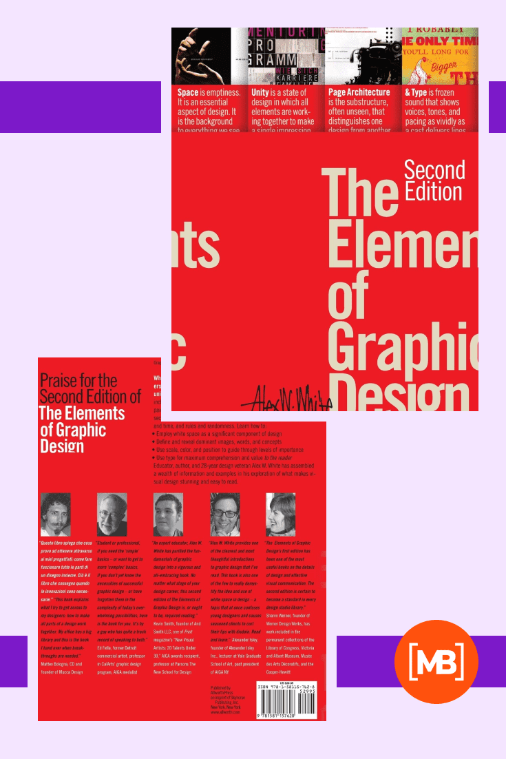 The Elements of GraphicDesign. Cover Collage.
