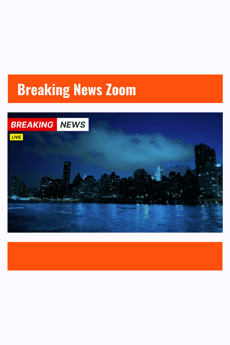 Breaking News Zoom .