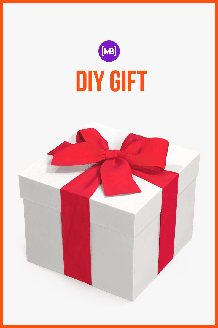 Secret gift box.