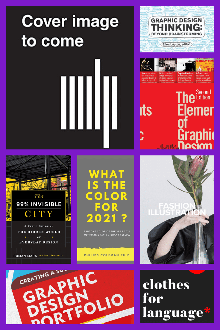Graphic Design Books for Beginners. Pinterest